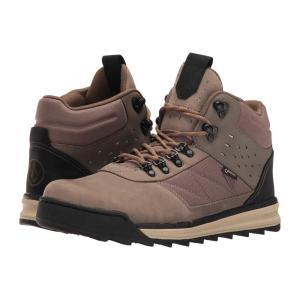 ボルコム メンズ ブーツ シューズ・靴 Shelterlen GTX Boot Chestnut Brown fermart2-store