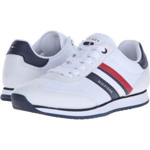 トミー ヒルフィガー メンズ スニーカー シューズ・靴 Mallorca White|fermart2-store