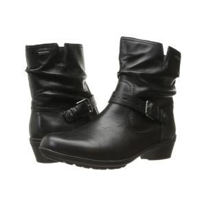 ロックポート Rockport レディース ブーツ シューズ・靴 Riley Black|fermart2-store