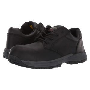 ドクターマーチン Dr. Martens レディース スニーカー シューズ・靴 Linnet SD Non-Metallic Steel Toe 4-Eye Shoe Black Connection|fermart2-store