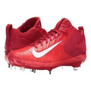 ナイキ Nike メンズ 野球 スパイク シューズ・靴 Trout 3 Pro Baseball Cleat Varsity Red/White/Light Crimson|fermart2-store