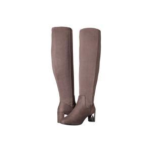 ナインウェスト レディース ブーツ シューズ・靴 Filmar 2 Dark Grey Fabric|fermart2-store