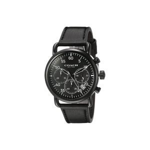 コーチ メンズ 腕時計 Delancey - 14602107 Black|fermart2-store