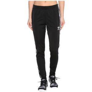 アディダス adidas Originals レディース スウェット・ジャージ ボトムス・パンツ Superstar Track Pants Black 1|fermart2-store