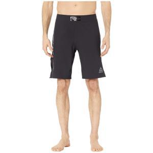 リーボック Reebok メンズ ショートパンツ ボトムス・パンツ Combat Mma Shorts Black 1|fermart2-store