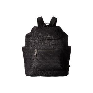 マーク ジェイコブス レディース バックパック・リュック バッグ Easy Matelasse Backpack Black|fermart2-store