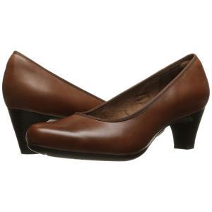 ロックポート レディース パンプス シューズ・靴 Hezra Pump Almond Leather fermart2-store