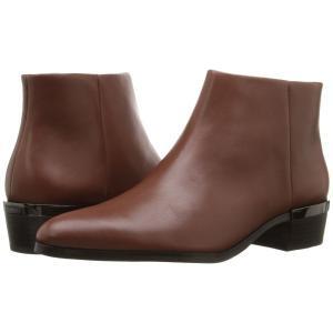 コーチ レディース ブーツ シューズ・靴 Montana Dark Saddle Soft Veg Leather|fermart2-store