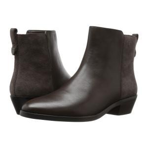 コーチ レディース ブーツ シューズ・靴 Carmen Mink/Mink Semi Matte Calf/Suede|fermart2-store