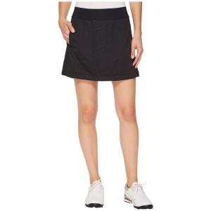 アンダーアーマー レディース スカート 3G Reactor Skirt Black/Black/Black|fermart2-store