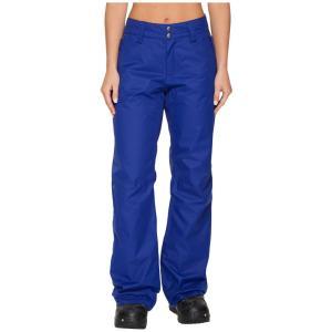 ザ ノースフェイス レディース ボトムス・パンツ スキー・スノーボード Sally Pants Inauguration Blue|fermart2-store