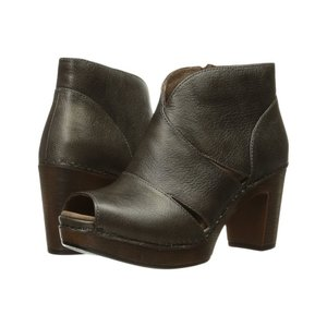 ダンスコ Dansko レディース ブーツ シューズ・靴 Delphina Aged Bronze Metallic|fermart2-store