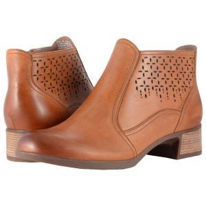 ダンスコ レディース ブーツ シューズ・靴 Liberty Saddle Burnished Nappa|fermart2-store