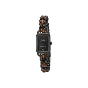 コーチ レディース 腕時計 Ludlow - 14502747 Black|fermart2-store