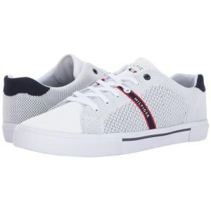 トミー ヒルフィガー メンズ スニーカー シューズ・靴 Pronto White|fermart2-store