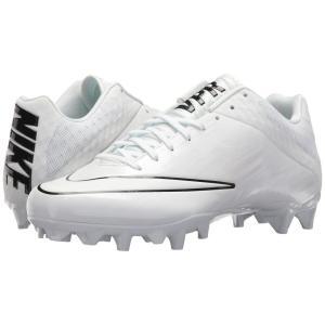 ナイキ Nike メンズ シューズ・靴 ラクロス Vapor Speed 2 Lacrosse Cleat White/White/Black fermart2-store