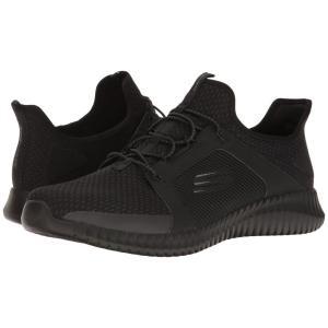 スケッチャーズ メンズ スニーカー シューズ・靴 Elite Flex Black/Black|fermart2-store