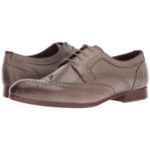 テッドベーカー Ted Baker メンズ 革靴・ビジネスシューズ シューズ・靴 Granet Grey Leather|fermart2-store