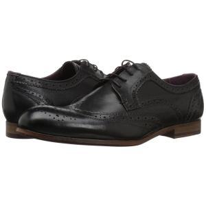 テッドベーカー Ted Baker メンズ 革靴・ビジネスシューズ シューズ・靴 Granet Black Leather|fermart2-store
