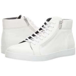 カルバンクライン Calvin Klein メンズ スニーカー シューズ・靴 Balthazar White|fermart2-store