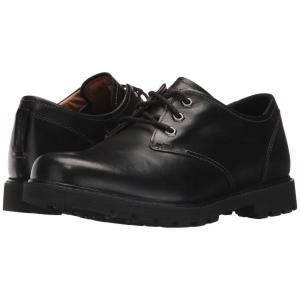 ダナム Dunham メンズ 革靴・ビジネスシューズ シューズ・靴 Royalton Oxford Waterproof Black fermart2-store