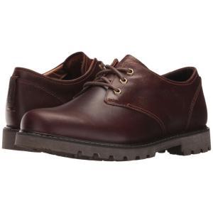 ダナム Dunham メンズ 革靴・ビジネスシューズ シューズ・靴 Royalton Oxford Waterproof Brown fermart2-store