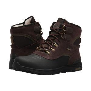 ダナム Dunham メンズ ブーツ シューズ・靴 Trukka High Waterproof Brown fermart2-store