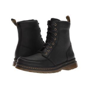 ドクターマーチン Dr. Martens メンズ ブーツ シューズ・靴 Lombardo 8-Eye Boot Black Grizzly|fermart2-store