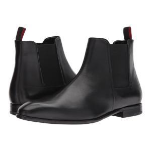 ヒューゴ ボス BOSS Hugo Boss メンズ ブーツ シューズ・靴 Dress Appeal Chelsea Boot by HUGO Black|fermart2-store