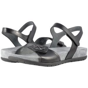 ダンスコ Dansko レディース サンダル・ミュール シューズ・靴 Blythe Black Full Grain|fermart2-store
