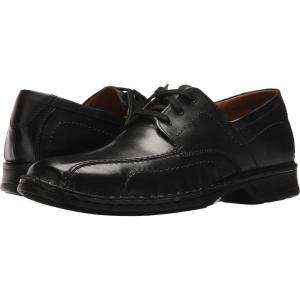 クラークス メンズ 革靴・ビジネスシューズ シューズ・靴 Northam Edge Black Leather|fermart2-store