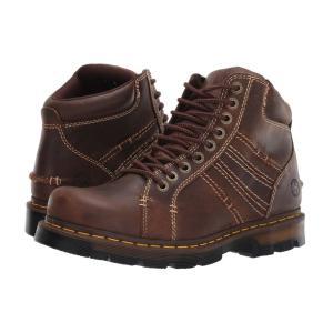 ドクターマーチン Dr. Martens メンズ ブーツ シューズ・靴 Quincy 77 NS 9-Eye Boot Tan|fermart2-store