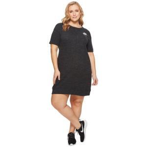 ナイキ Nike レディース ワンピース ワンピース・ドレス Sportswear Gym Vintage Dress (Size 1X-3X) Black/Sail|fermart2-store