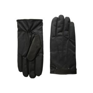 テッドベーカー Ted Baker メンズ 手袋・グローブ Mohawk Black|fermart2-store