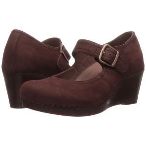 ダンスコ Dansko レディース サンダル・ミュール シューズ・靴 Sandra Raisin Nubuck|fermart2-store