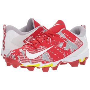 ナイキ Nike メンズ シューズ・靴 アメリカンフットボール Vapor Untouchable Shark 3 University Red/White/White/Wolf Grey|fermart2-store
