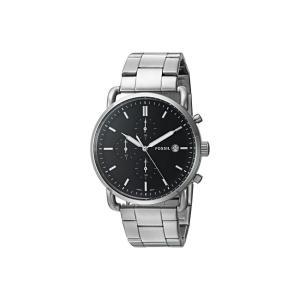 フォッシル Fossil メンズ 腕時計 The Commuter Chrono - FS5399 Silver|fermart2-store