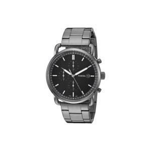 フォッシル Fossil メンズ 腕時計 The Commuter Chrono - FS5400 Smoke|fermart2-store