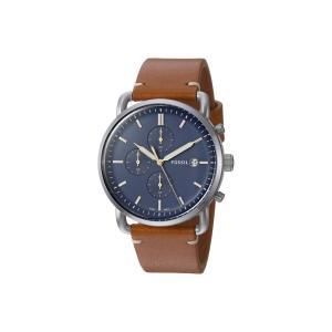 フォッシル Fossil メンズ 腕時計 The Commuter Chrono - FS5401 Brown|fermart2-store