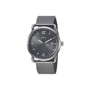 フォッシル Fossil メンズ 腕時計 The Commuter 3H Date - FS5419 Smoke|fermart2-store
