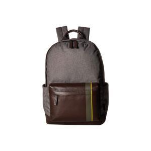 フォッシル Fossil メンズ バックパック・リュック バッグ Buckner Backpack Titanium|fermart2-store