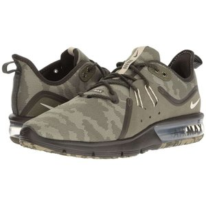 ナイキ Nike メンズ シューズ・靴 ランニング・ウォーキング Air Max Sequent 3 Premium Medium Olive/Beach/Neutral Olive/Sequoia|fermart2-store