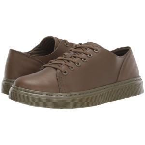 ドクターマーチン Dr. Martens メンズ スニーカー シューズ・靴 Dante Sendal DMS Olive Sendal|fermart2-store