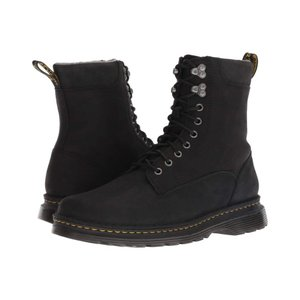 ドクターマーチン Dr. Martens メンズ ブーツ シューズ・靴 Vincent Hook Robson Black Muddy River Waterproof|fermart2-store