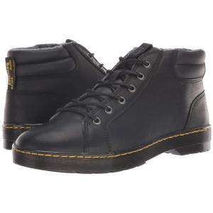 ドクターマーチン Dr. Martens メンズ ブーツ シューズ・靴 Plaza Cruise Black Luxor/Veg Temperley|fermart2-store