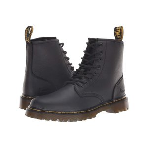 ドクターマーチン Dr. Martens メンズ ブーツ シューズ・靴 Awley Black Newark|fermart2-store