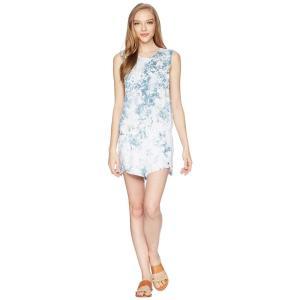 ハーレー Hurley レディース オールインワン ワンピース・ドレス Wash Romper White|fermart2-store