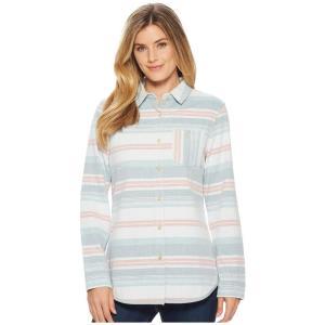 ペンドルトン Pendleton レディース ブラウス・シャツ トップス Reversible Serape Cotton Shirt Ivory Multi|fermart2-store