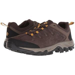 コロンビア メンズ シューズ・靴 ハイキング・登山 Buxton Peak Cordovan/Squash|fermart2-store