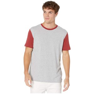ルーカ RVCA メンズ Tシャツ トップス Pick Up II Knit Brick Red|fermart2-store